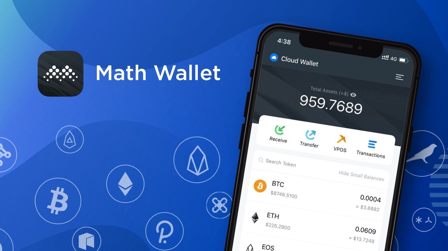 麥子錢包 Math Wallet vs Math Chain - Eric (CTO)